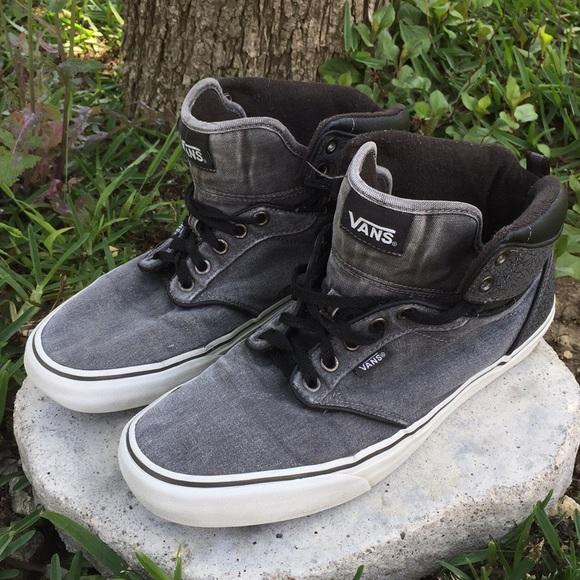 Vans Shoes | Vans Atwood High Top